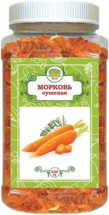 Морковь Organic Food сушеная 230 г