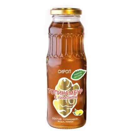 Сироп Bio National из топинамбура с лимоном 250 мл