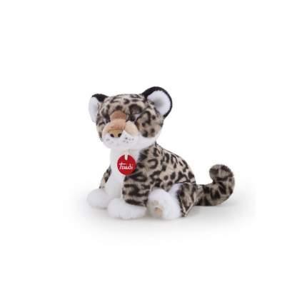 """Мягкая игрушка """"Леопард Леопольдо"""", серый, 24 см Trudi"""