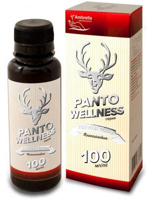 Ambrella Panto Wellness Пантовые Ванны  Классическая 100 мл (100 мл)