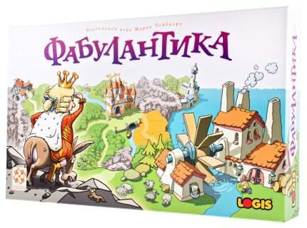 Настольная игра Стиль Жизни Фабулантика
