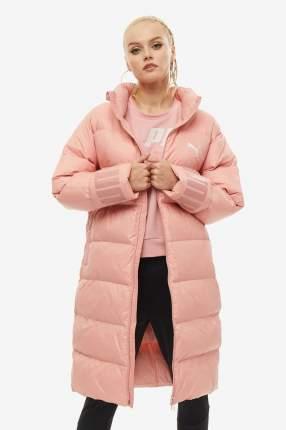 Пуховик женский PUMA 58044114 розовый XS
