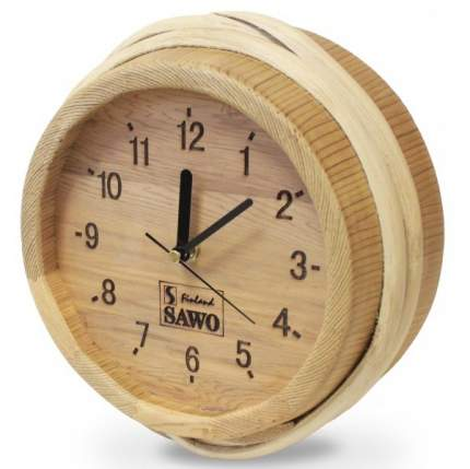 Часы настенные Sawo 530-D (кедр) чс022