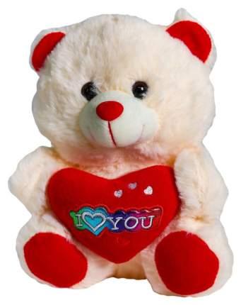 Мягкая игрушка Sima-Land Мишка с сердцем 4471241