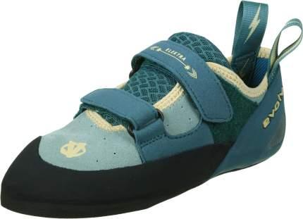 Скальные туфли Evolv Elektra, turquoise, 8.5 US