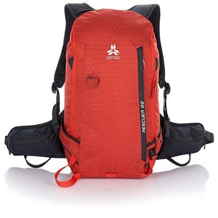 Рюкзак для лыж и сноуборда Arva Rescuer, red clay, 22 л