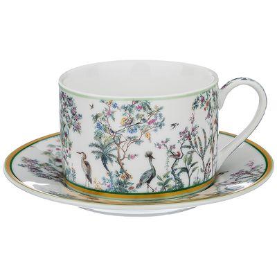 Чайная пара Lefard Esmeralda на 1 персону