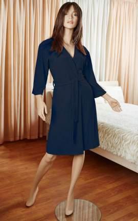 Домашний халат Primavelle Anabel темно-синий L-xL