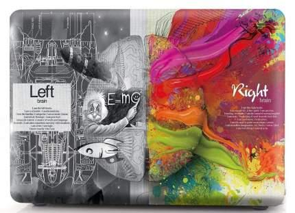 "Чехол для Macbook Air 13"" i-Blason Cover A1932 technology left and right brain"