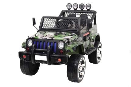Детский электромобиль Barty Jeep S2388 4WD, Камуфляж