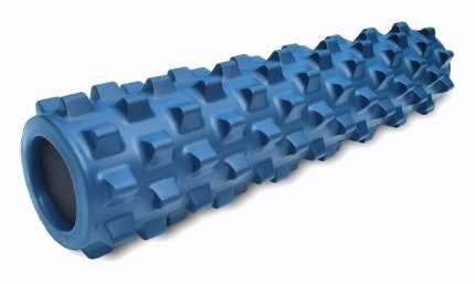 RumbleRoller Blue Midsize Массажный ролл, жесткость стандартная, цвет синий, 56х14 см