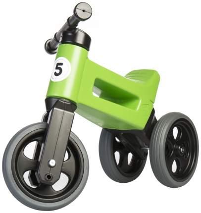 "Беговел ""Funny Wheels Rider Sport"" (цвет: зелёный)"