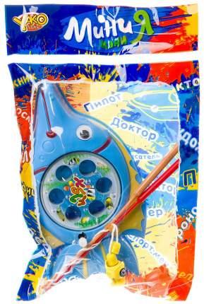 Набор игровой рыбалка Yako Toys с 2 удочками рыбка серия МиниМаниЯ арт.M7625.