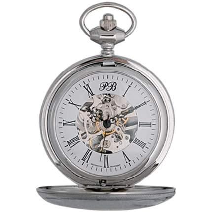 Карманные часы мужские Русское время 2131879 серебристые