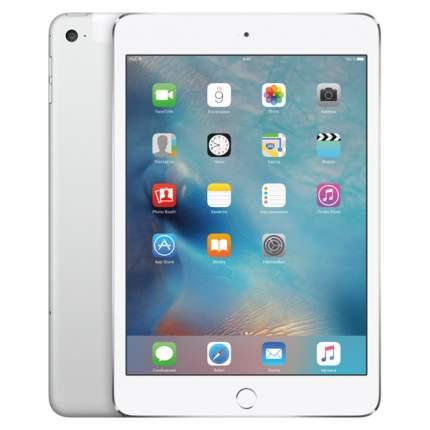 Apple iPad mini 4 Wi-Fi + Cellular 64 ГБ, серебристый