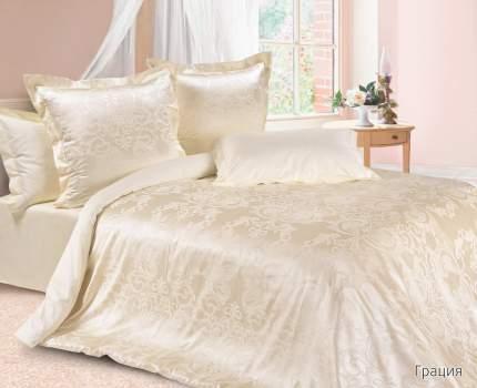 Ecotex Комплект постельного белья Дуэт в подарочном чемодане Эстетика Грация