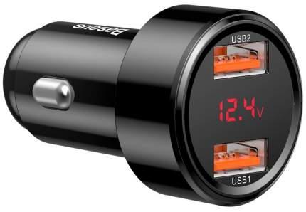 Автомобильное зарядное устройство Baseus Magic Series CCMLC20A-01 (Black)