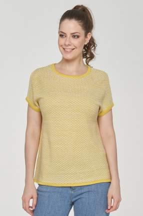 Джемпер женский VAY 191-4944 желтый 54 RU