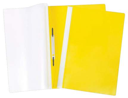 Папка-скоросшиватель DURABLE 257004 Желтый А4