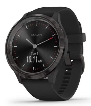 Спортивные наручные часы Garmin Vivomove 3 Slate/Black