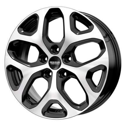 Колесные Диски SKAD Renault Kaptur KL-307 6,5\R17 5*114,3 ET50 d66,1 Алмаз 3240105