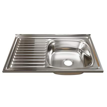 Мойка для кухни из нержавеющей стали MIXLINE 528178
