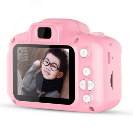 Детский цифровой фотоаппарат Lemon Tree X2 Pink