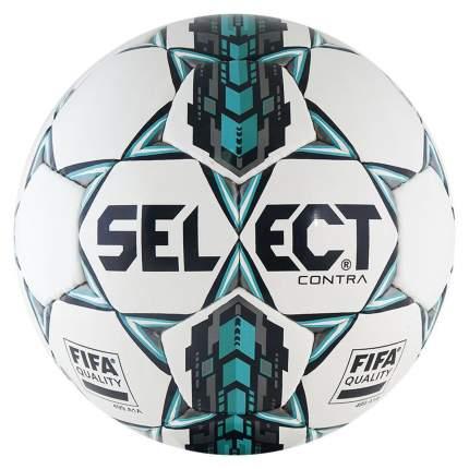 Футбольный мяч Select Contra FIFA №5 white/green/black