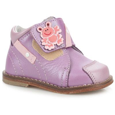 Ботинки Котофей цвет фиолетовый 052037 р.19