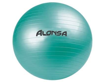 Мяч гимнастический Larsen Alonsa RG-1 55см бирюзовый