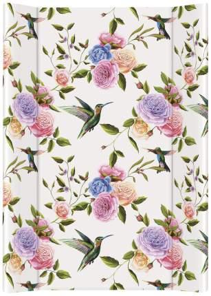 Матрац пеленальный Ceba Baby Flora & Fauna Flores W-200-099-546