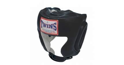 Боксерский шлем Twins HGL2 черный