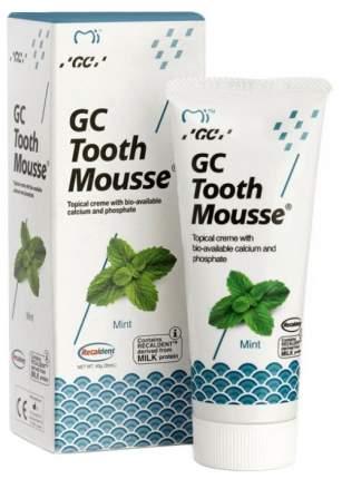 Зубной гель GC Tooth mousse мята