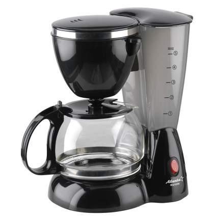 Кофеварка электрическая Atlanta ATH-2206 Black