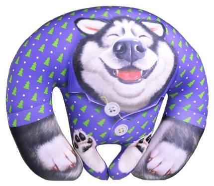 """Мягкая игрушка-антистресс """"Аляска в пижаме"""", цвет фиолетовый Мнушки"""