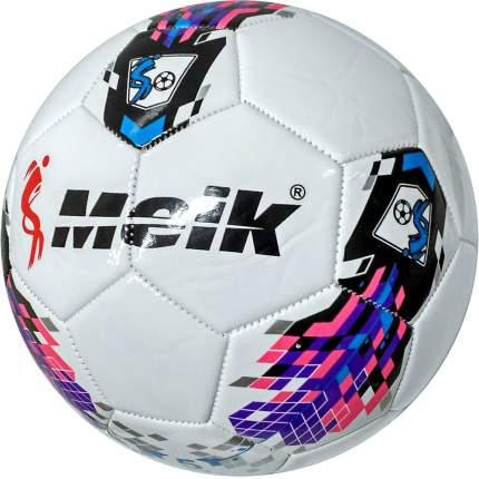 Футбольный мяч Meik 065-11 №5 white