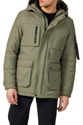 Куртка мужская Tom Farr 3041.47_W20 зеленая XL