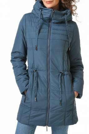 Куртка женская DizzyWay 19326 синяя 58 RU