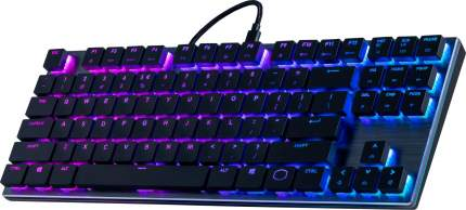 Игровая клавиатура Cooler Master SK650 Silver (SK-630-GKLR1-RU)