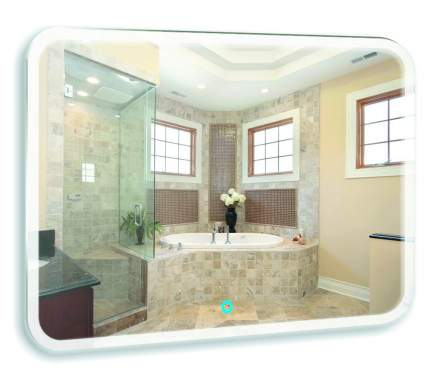 """Зеркало для ванной MIXLINE """"Стив"""" 915*685"""