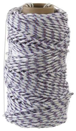 Фал плетёный полипропиленовый СИБИН 24-прядный диаметр 12 мм, бухта 100 м, 1000 кгс