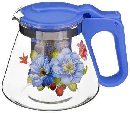 Заварочный чайник Agness 885-053 Разноцветный