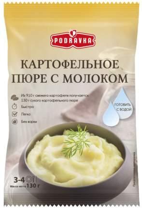 Картофельное пюре Podravka с молоком 130 г