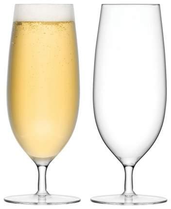 Набор бокалов LSA для пива 450 мл 2шт