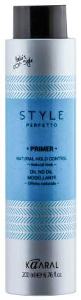 Масло для волос Kaaral Style Perfetto Primer Natural Hold Control 200 мл