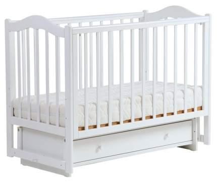 Детская кровать Лель Кубаночка-1 БИ 37 Белый