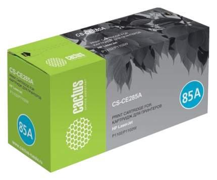 Картридж для лазерного принтера Cactus CS-CE285A черный