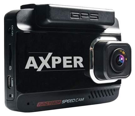 Видеорегистратор AXPER Combo Patch со встроенным радар-детектором, с GPS информатором