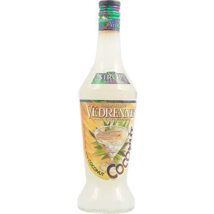 Сироп Vedrenne кокос 0.7 л