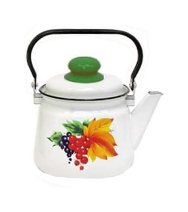Чайник для плиты Эмаль 01-2708/4 1.5 л